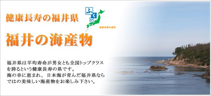 福井の海産物