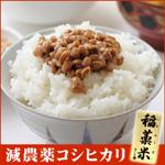 減農薬 コシヒカリ 稲藁米
